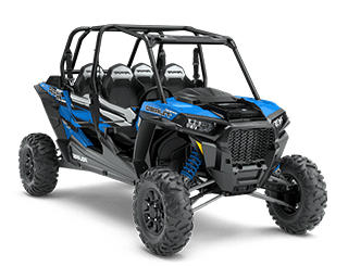 UTVs sold at Blue Ridge Polaris in Wapwallopen, PA.